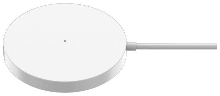 Беспроводная сетевая зарядка Bixton MagJet, white фото 1