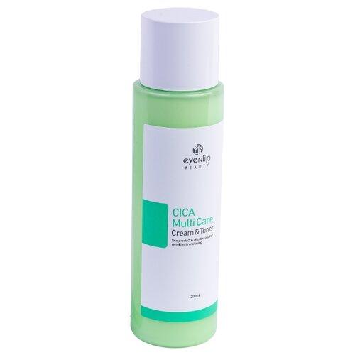 Eyenlip Cica Multi Care Cream & Toner Тонер-крем с центеллой для лица, 200 мл недорого