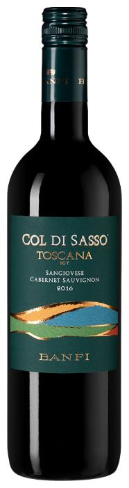 Вино Castello Banfi Col di Sasso, 2016, 0.75 л