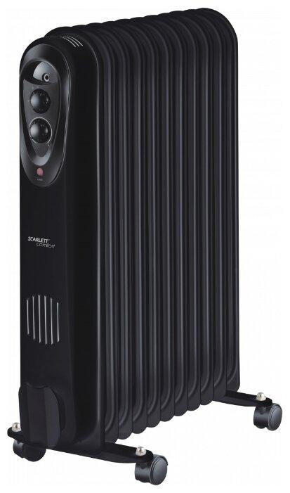Масляный радиатор Scarlett SC 21.2311 S3B фото 1