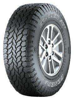 Автомобильная шина General Tire Grabber AT3 265/70 R17 115T всесезонная