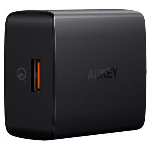 Купить Сетевая зарядка Aukey PA-T17 черный