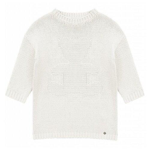 Джемпер FiNN FLARE размер 12-152, белый джемпер женский finn flare цвет бежевый b17 12108 703 размер l 48