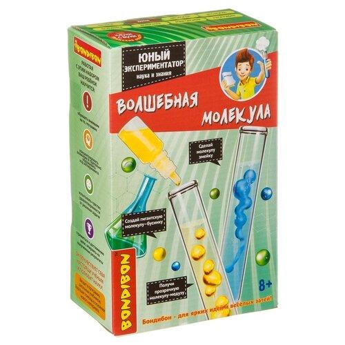 Купить Набор BONDIBON Волшебная молекула (ВВ4143), Наборы для исследований