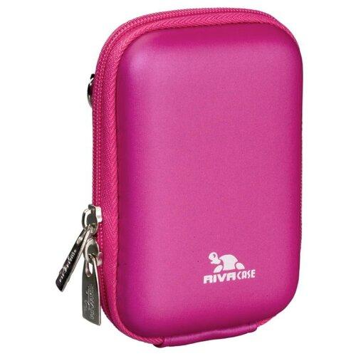 Фото - Универсальный чехол RIVACASE 7022 (PU) crimson pink concise pu leather and chain design crossbody bag for women