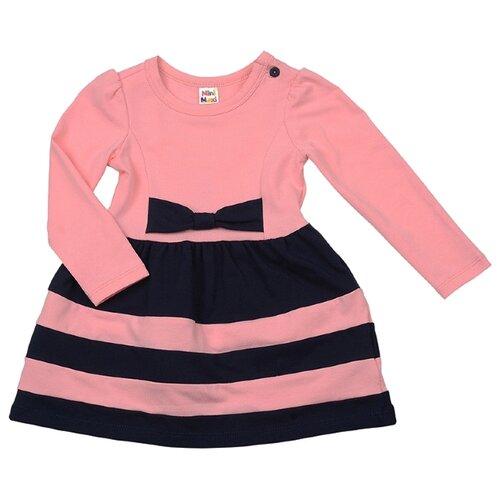 Купить Платье Mini Maxi размер 98, синий/розовый, Платья и сарафаны