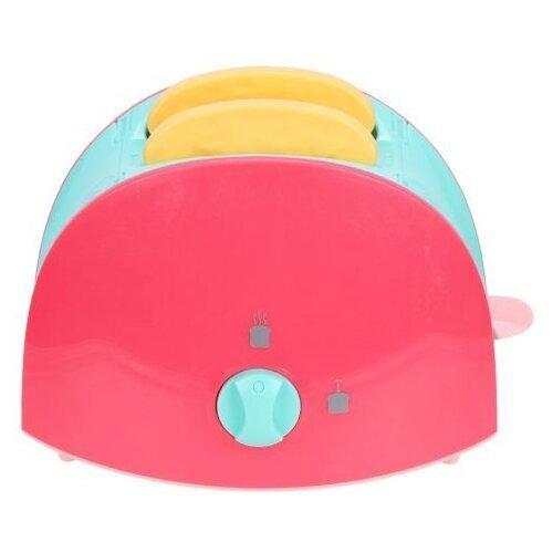Фото - Тостер Mary Poppins Умный дом 453180 голубой/розовый сумка бочонок mary poppins зайка 530035 пластик розовый голубой