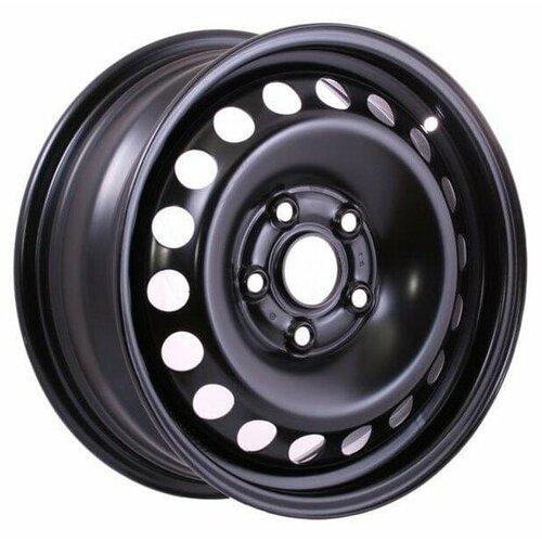 Колесный диск Magnetto Wheels 16009 6.5x16/5x108 D63.3 ET50 Black mw eurodisk 16009 16004 6 5x16 5x108 d63 3 et50 black