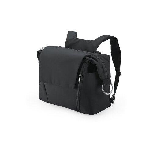 Купить Сумка Stokke Changing Bag V2 черный, Сумки для мам