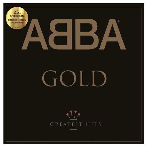 цена ABBA. Gold (coloured vinyl) (2 LP) онлайн в 2017 году