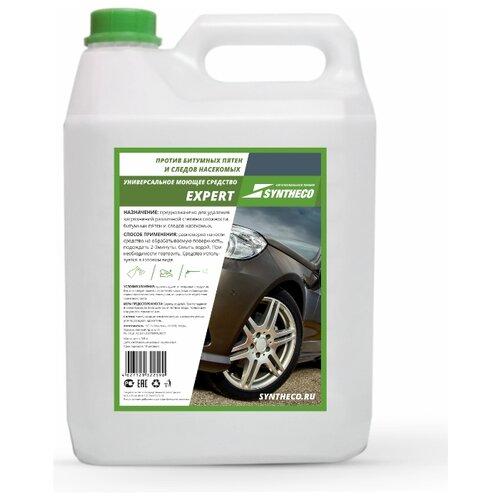 Очиститель кузова SYNTHECO универсальный от битумных пятен и следов насекомых, 3.5 кг