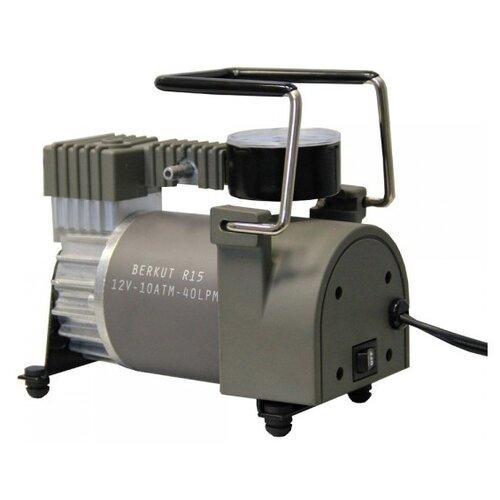 Автомобильный компрессор BERKUT R15 серый
