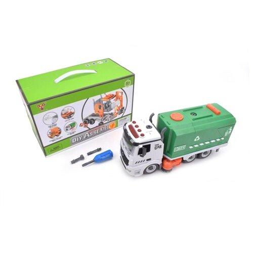 Купить Винтовой конструктор Yiwan Toys DIY Assembly YW9083B, Конструкторы