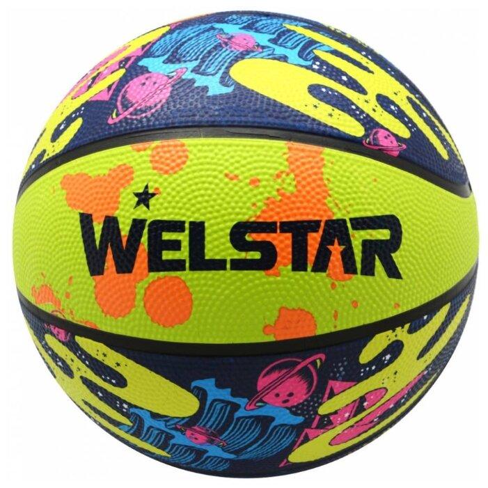 Баскетбольный мяч WELSTAR BR2814D-5, р. 5