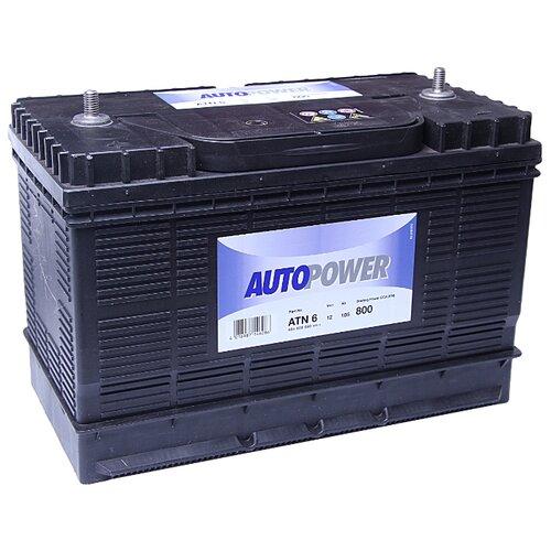 Автомобильный аккумулятор Autopower ATN6