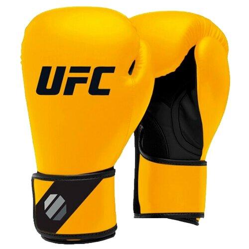 Фото - Боксерские перчатки UFC Sparring 6-16 oz желтый 12 oz боксерские перчатки ufc sparring 6 16 oz желтый 12 oz