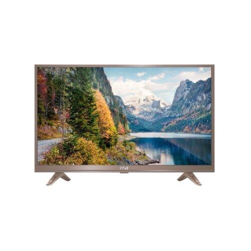 """Телевизор Artel 43AF90G Smart 43"""" (2019) коричневый Artel   фото"""
