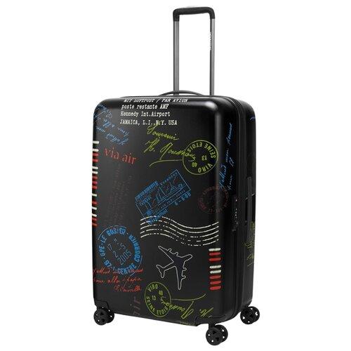 Чемодан reisenthel Suitcase L 95 л, разноцветный чемодан reisenthel mint