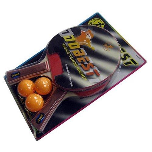 Набор ракеток Dobest BR06/0 clarins 711 papaya