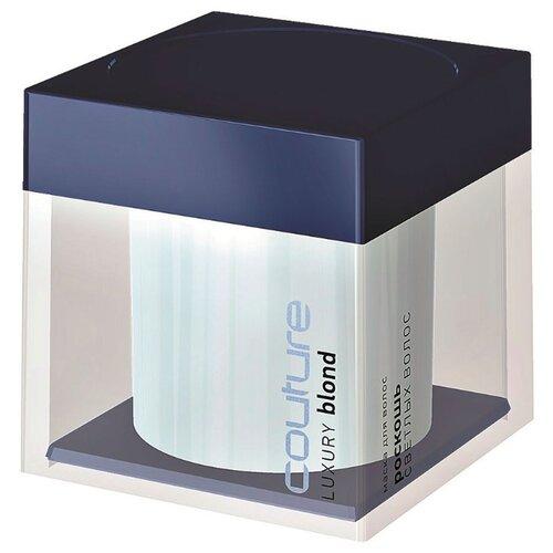 Estel Professional LUXURY BLOND Маска для волос Роскошь светлых волос, 200 мл шампунь с ромашкой для светлых волос 200 мл klorane blond hair
