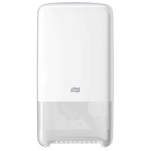 Диспенсер TORK Elevation T6 для туалетной бумаги Mid-size 557508/557500 белый