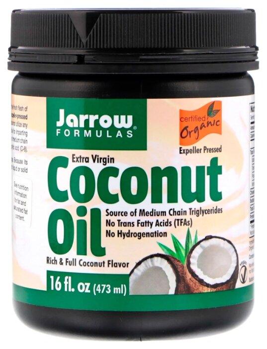 Jarrow Formulas Масло кокосовое Extra Virgin