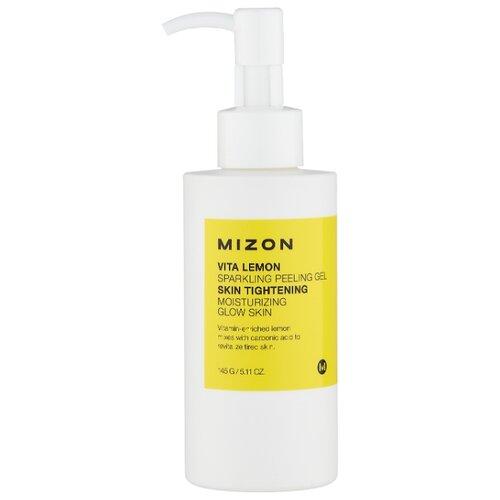 Mizon пилинг-гель для лица Vita Lemon sparkling peeling gel 150 г пилинг mizon vita lemon sparkling peeling gel объем 150 мл