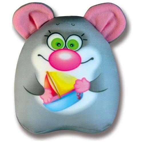 Купить Игрушка для ванной Штучки, к которым тянутся ручки Водоплавчики Мышь (15аси17мив-2) серый, Игрушки для ванной