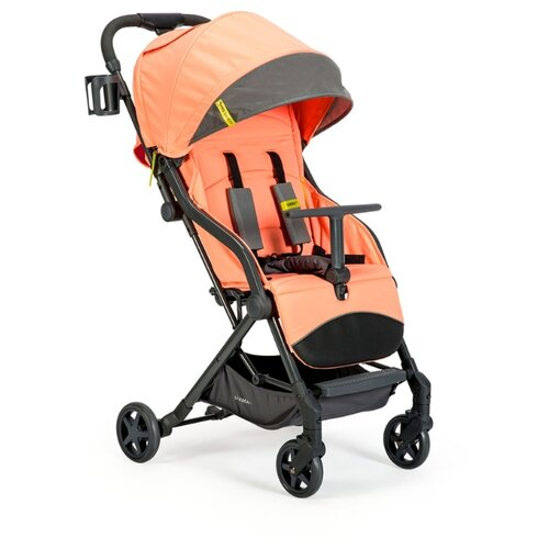 Фото - Прогулочная коляска Happy Baby Umma Pro coral прогулочная коляска happy baby umma pro serenity