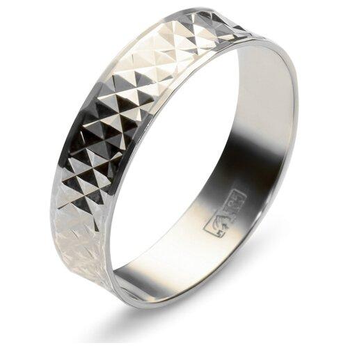 Эстет Кольцо из серебра 01О750147, размер 18 ЭСТЕТ