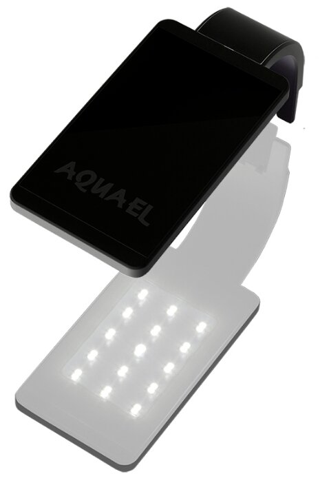 Светильник обычный 6 Вт AQUAEL LEDDY SMART 2 PLANT BLACK
