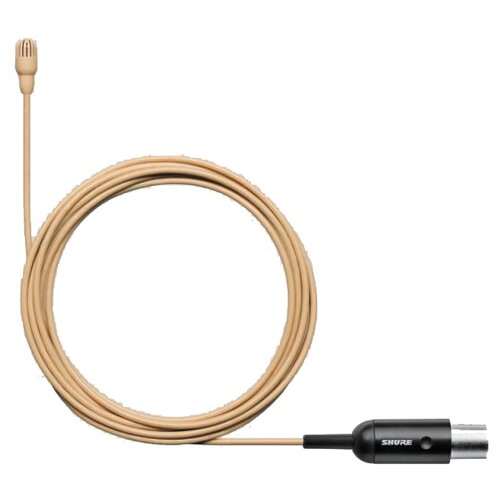 Микрофон Shure TL47/O-MTQG бежевый поверхностный микрофон shure mx391w o
