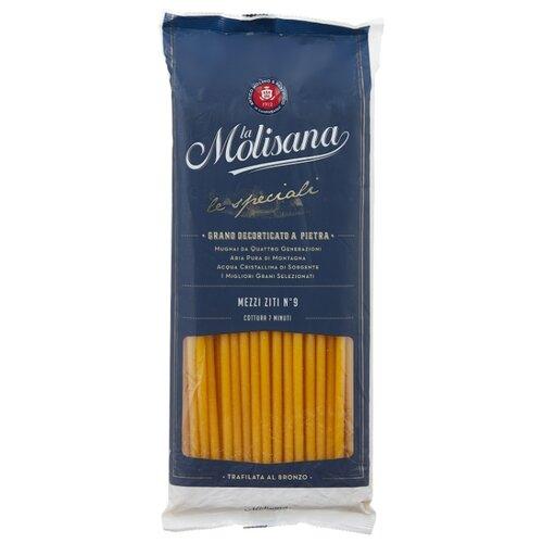 Фото - La Molisana Spa Макароны Mezzi Ziti № 9, 500 г la molisana spa макароны spaghettoni 14 500 г