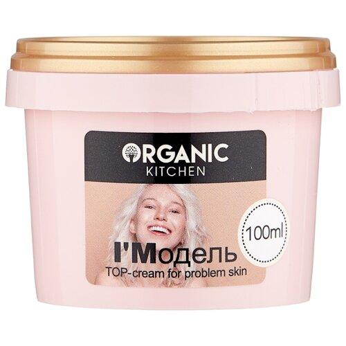Organic Kitchen Organic Kitchen bloggers I'Mодель TOP-крем для проблемной кожи от блогера @annabelis5, 100 мл