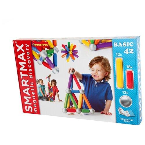 Купить Магнитный конструктор SmartMax Basic 42, Конструкторы