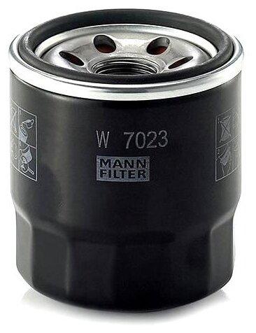 Масляный фильтр MANNFILTER W7023