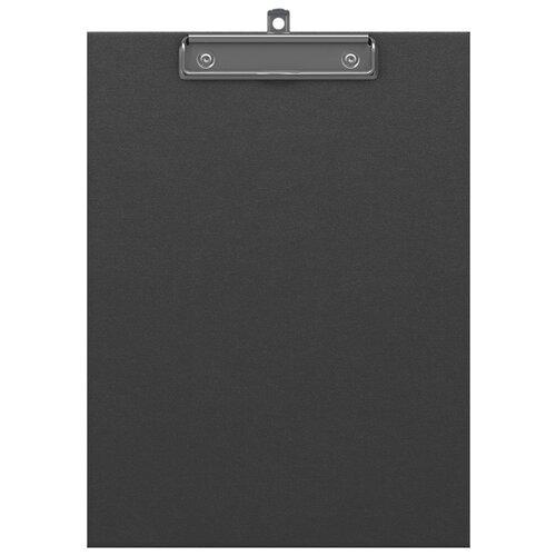 ErichKrause Планшет с зажимом Standard А4 черный планшет