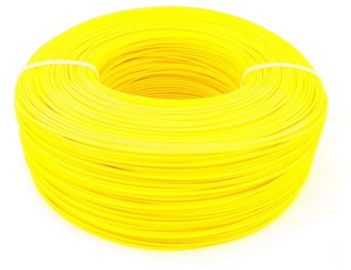 PET-G пруток gReg 1.75 мм в бухте жёлтый