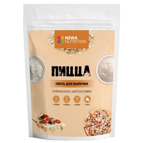 Фото - NEWA Nutrition смесь для выпечки Пицца, 0.2 кг смесь для десерта newa nutrition пудинг шоколадный вкус 150 г