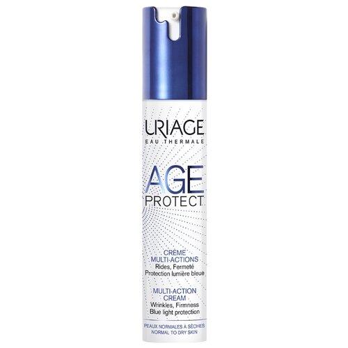 Крем Uriage Age Protect Multi-Action Cream многофункциональный дневной для лица, 40 мл uriage age protect сыворотка интенсивная многофункциональная 30 мл