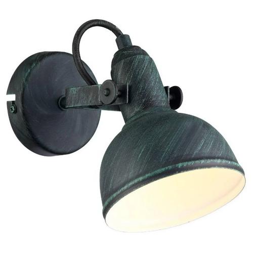Настенный светильник Arte Lamp Martin A5213AP-1BR, 40 Вт настенный светильник arte lamp bevel a9330ap 1br 60 вт