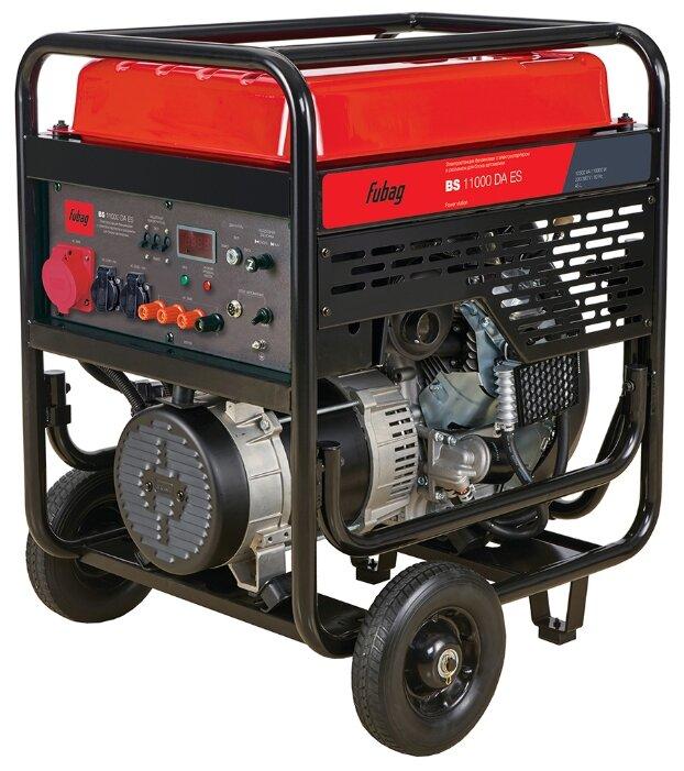 Бензиновый генератор Fubag BS 11000 DA