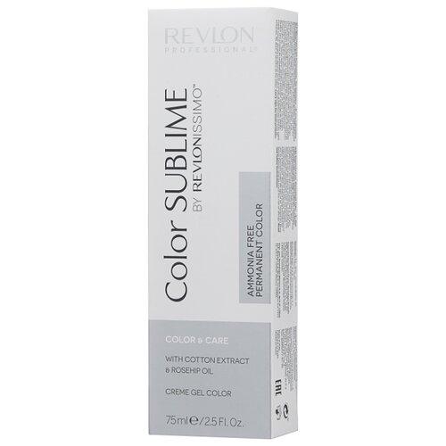 Купить Revlon Professional Revlonissimo Color Sublime стойкая краска для волос, 5.41 светло-коричневый медно-пепельный, 75 мл