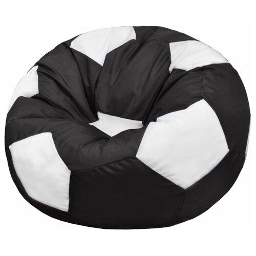 Пазитифчик кресло-мяч 07 черный/белый оксфорд