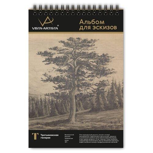 Купить Альбом для эскизов Vista-Artista 21 х 14.8 см (A5), 160 г/м², 36 л., Альбомы для рисования
