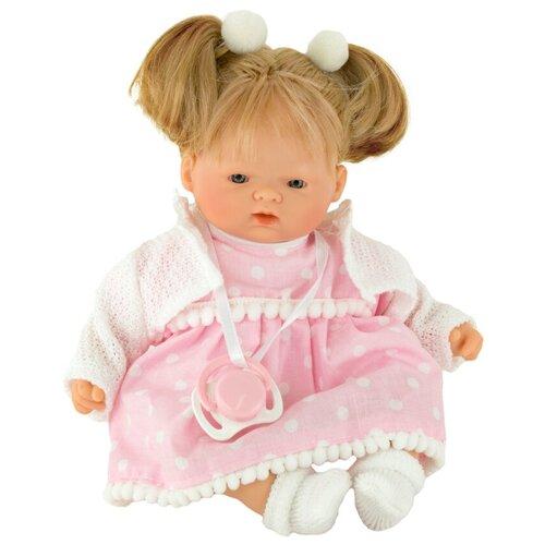 Купить Кукла Nines Artesanals d'Onil Мечтательница вид 4, 26 см, Куклы и пупсы