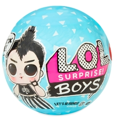 Кукла-сюрприз MGA Entertainment в шаре LOL Surprise Boys, 561699