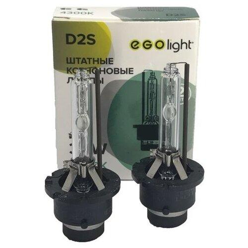 цена на Лампа автомобильная ксеноновая EGOlight D-series 201 D2S 35W 2 шт.