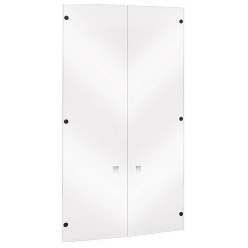 Фасад Pointex Tess TES284584 для шкафа прозрачный