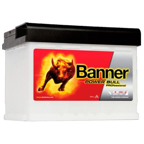 цена на Автомобильный аккумулятор Banner Power Bull PROfessional PRO P50 40